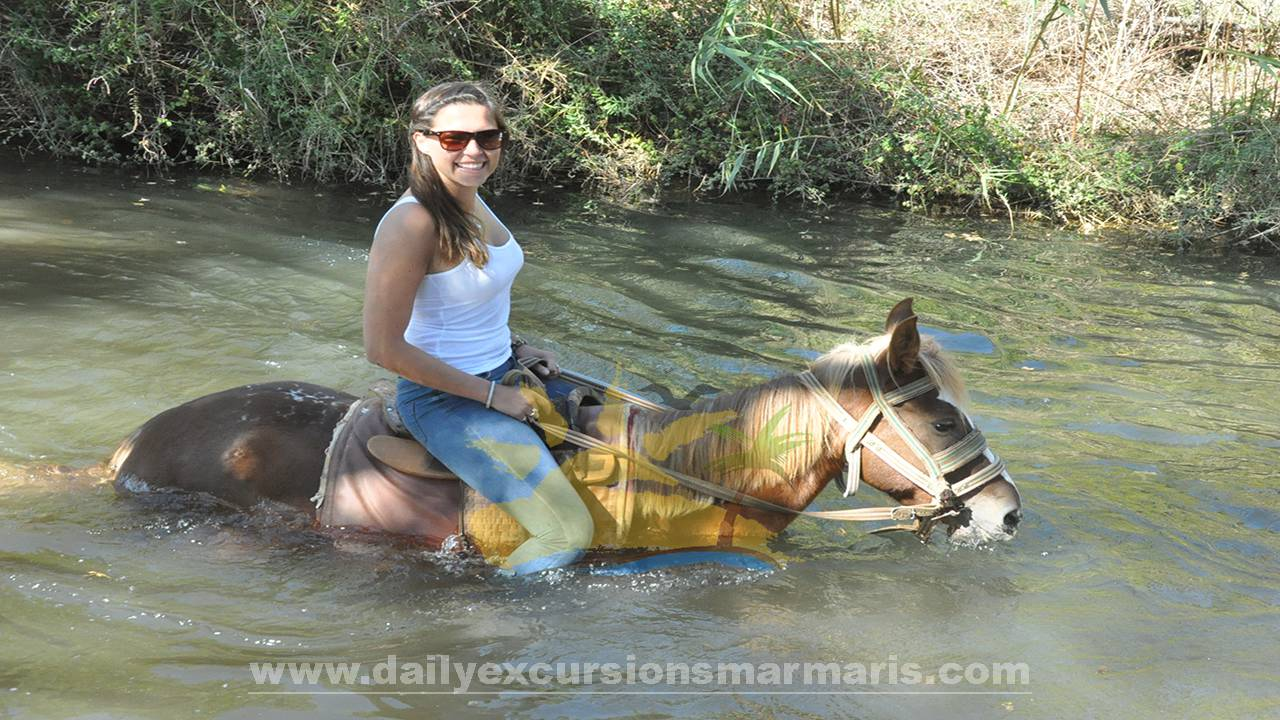 Marmaris Horse Safari, Horse safari in Marmaris Turkey