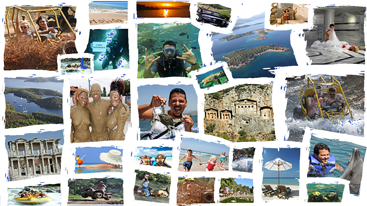 Marmaris excursions packages