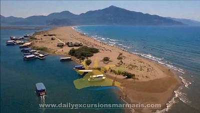 Marmaris Dalyan Trip, Dalyan trip in Marmaris Turkey