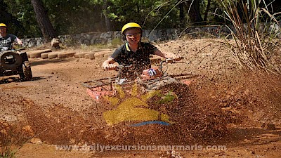 Marmaris quad safari, Quad safari Marmaris Turkey